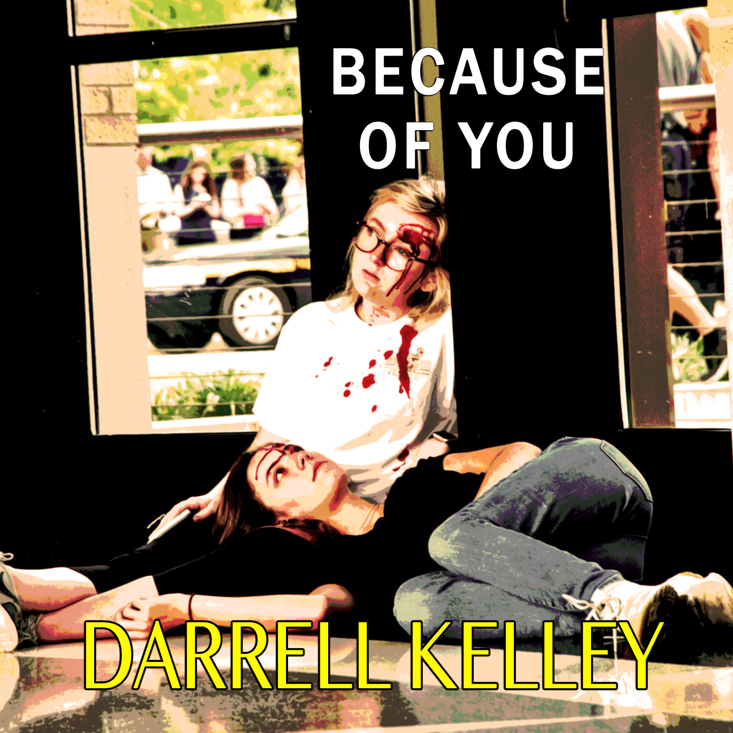 Darrell Kelley - Because Of You(Guitaa Music Review)