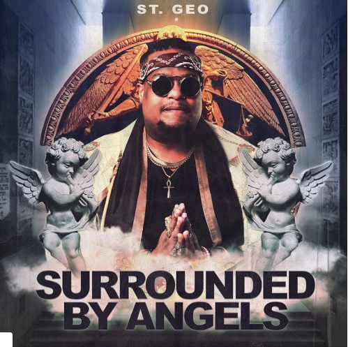 St. Geo - surronded by angels(Guitaa Music Review)