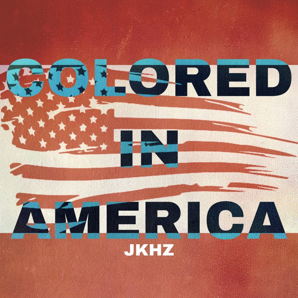 Jake Haze Ft. Tay Edwards - Colored in America(Guitaa Music Review)