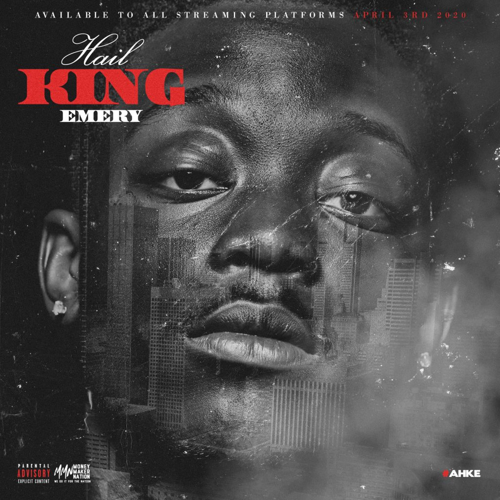 King Emery - Hail KiNg EmErY: #AHKE(Guitaa Music Review)