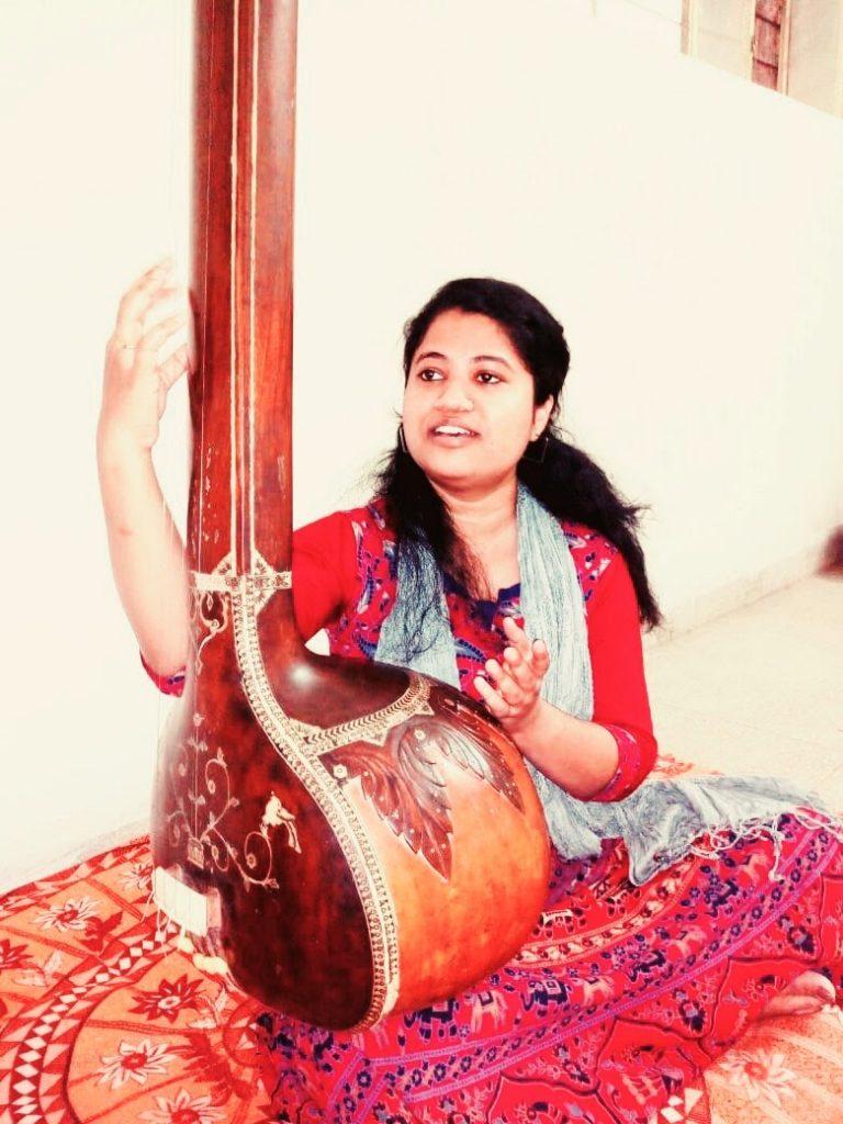 """Guitaa Artists Centerstage - """"Ruchi Saxena"""""""