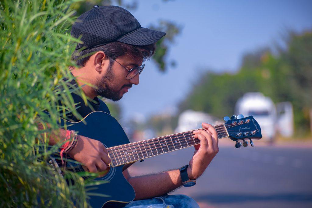 "Guitaa Artists Centerstage - ""Abhishek Nirwan"""