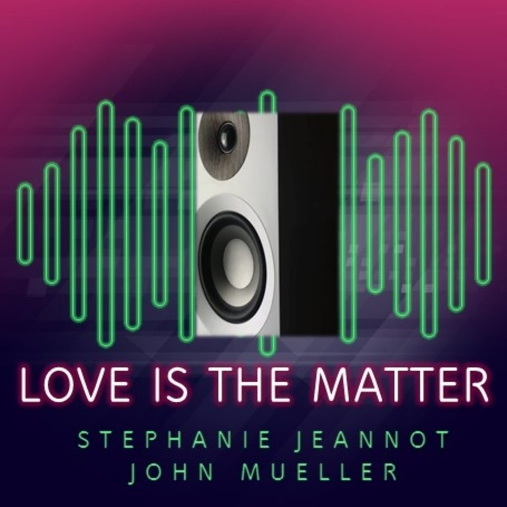 Stephanie Jeannot & John Mueller - Love is the Matter(Guitaa Music Review)