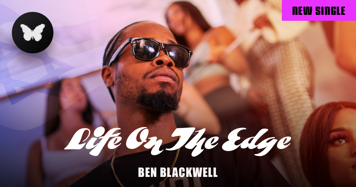 Ben Blackwell - Life On The Edge(Guitaa Music Review)