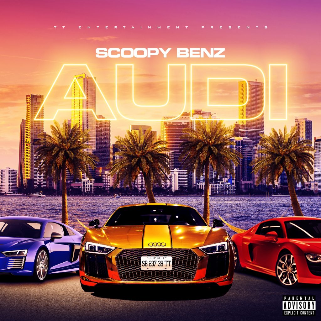 Scoopy Benz - A U D I(Guitaa Music Review)