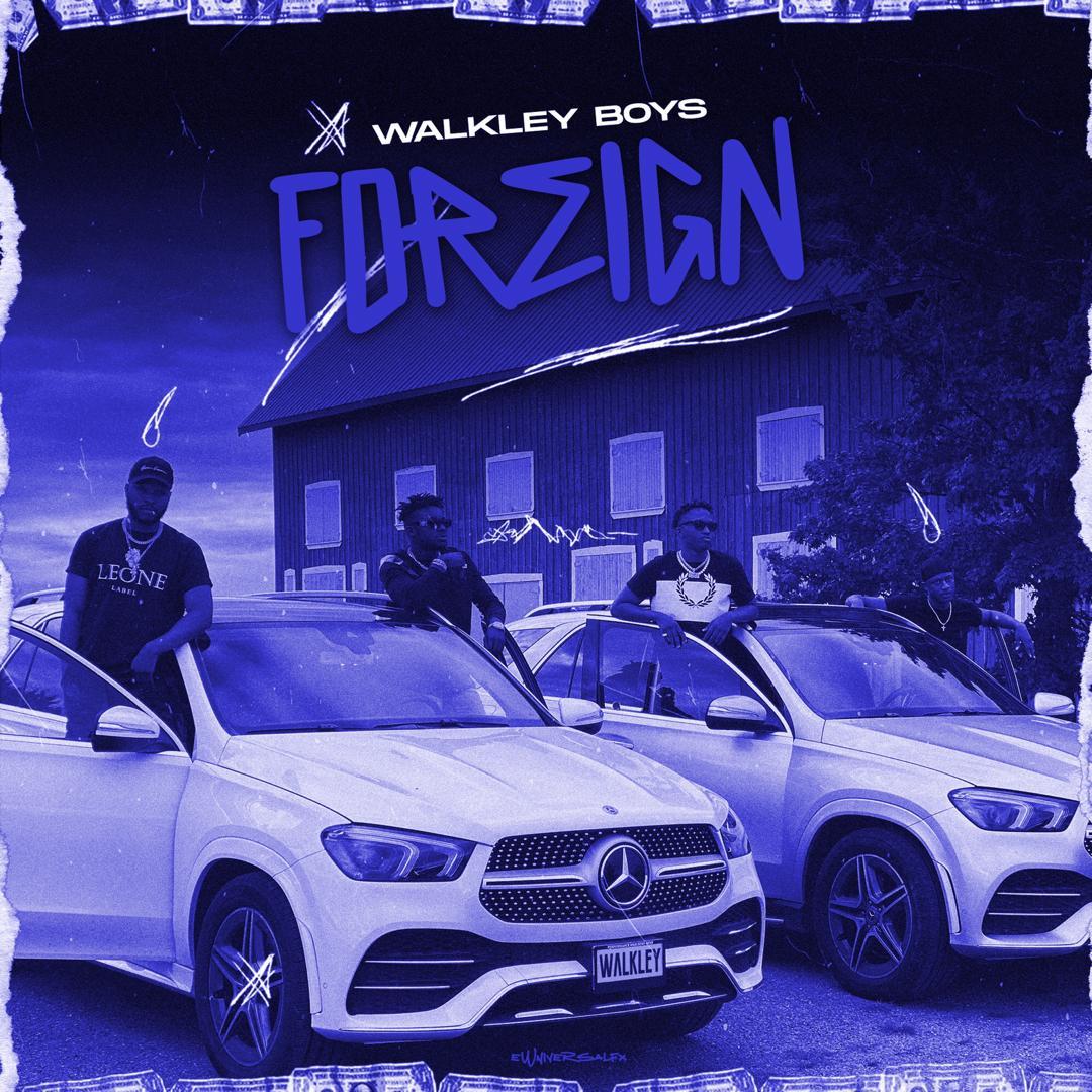 """Guitaa Artists Centerstage - """"Walkley Boyz"""""""